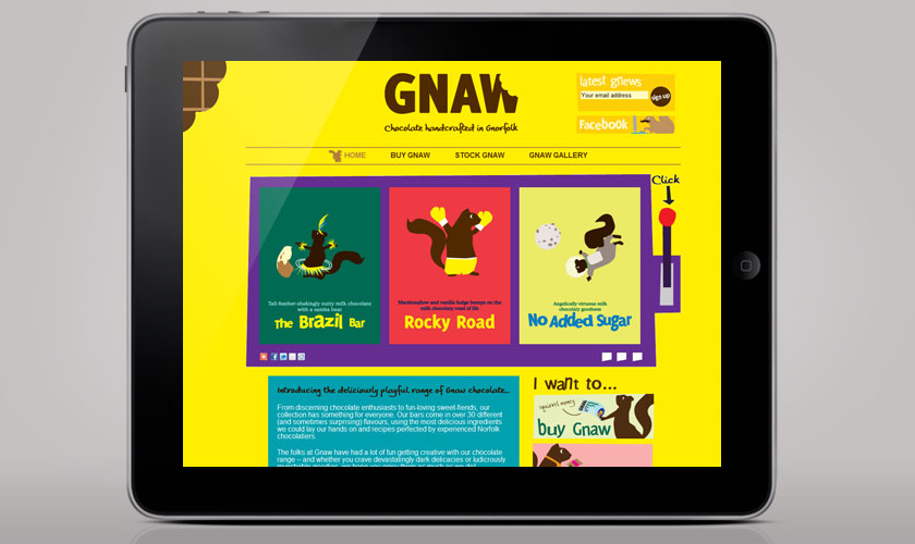 gnaw-website