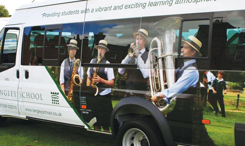 langley-minibus-band